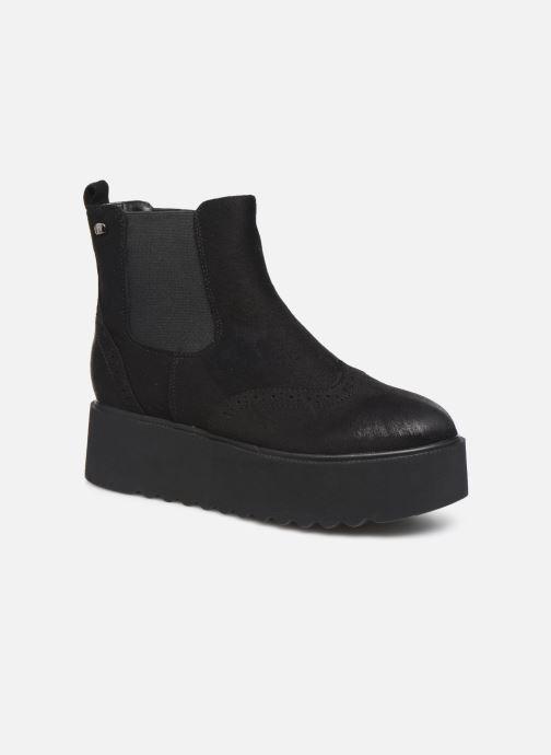 Boots en enkellaarsjes MTNG HIGHSCHOOL Zwart detail