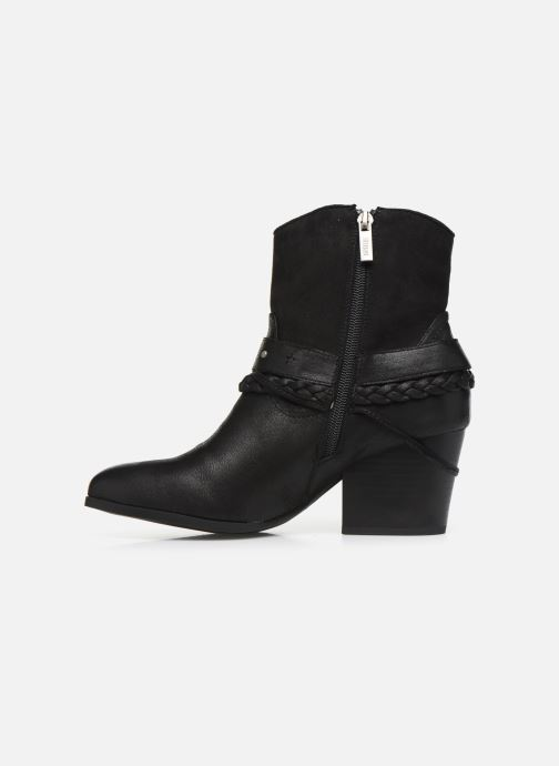 Ankle boots MTNG PALAS Black front view