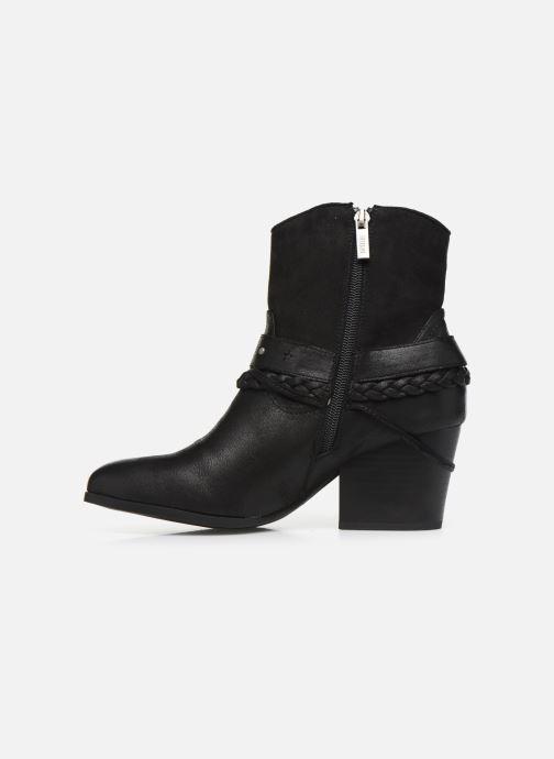 Boots en enkellaarsjes MTNG PALAS Zwart voorkant