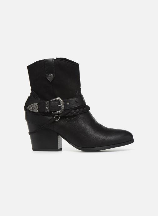 Boots en enkellaarsjes MTNG PALAS Zwart achterkant