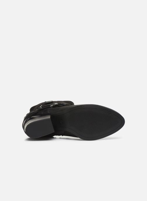 Boots en enkellaarsjes MTNG PALAS Zwart boven