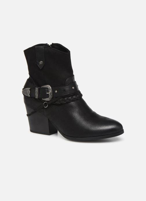 Boots en enkellaarsjes MTNG PALAS Zwart detail