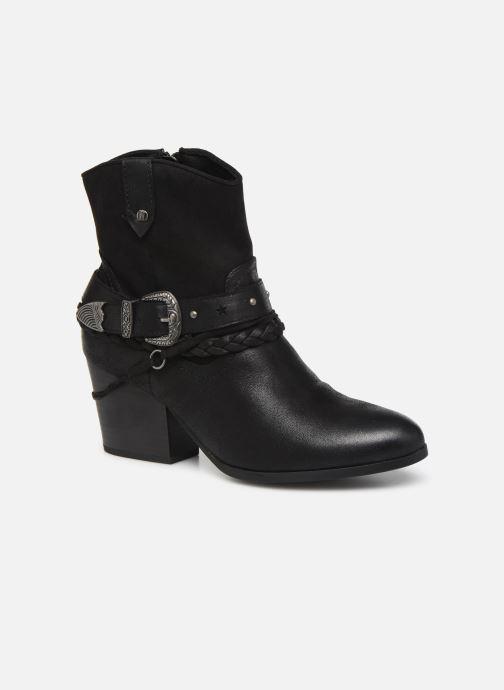 Bottines et boots MTNG PALAS Noir vue détail/paire