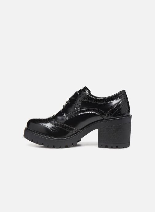 Zapatos con cordones MTNG CIRCE 58629 Negro vista de frente