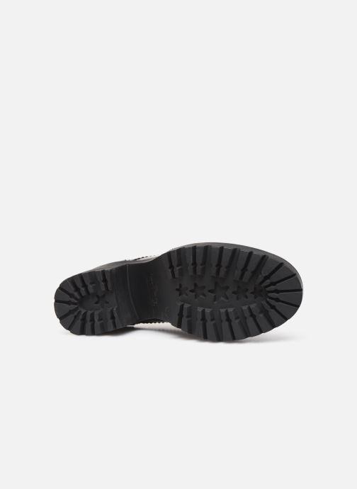 Zapatos con cordones MTNG CIRCE 58629 Negro vista de arriba