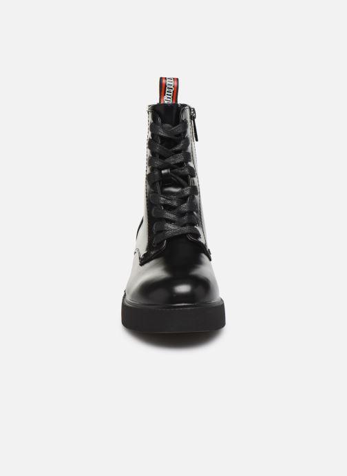 Stiefeletten & Boots MTNG TACANA schwarz schuhe getragen