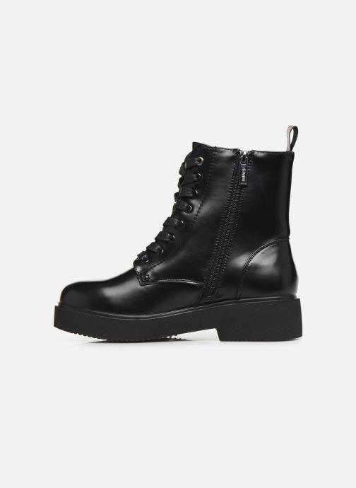 Stiefeletten & Boots MTNG TACANA schwarz ansicht von vorne