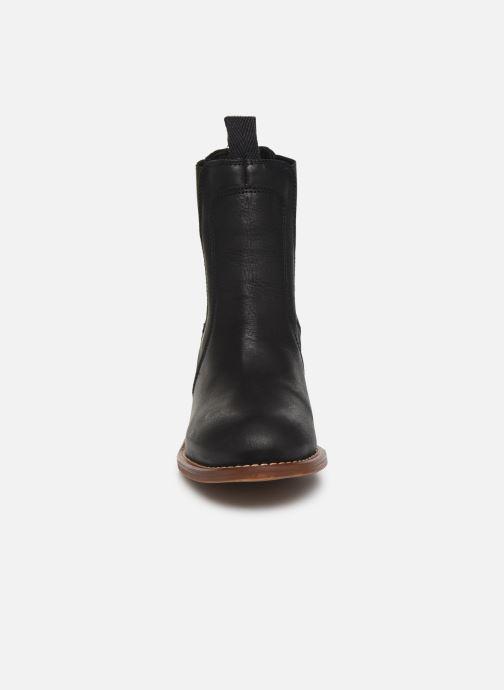 Bottines et boots MTNG WOOD-B Noir vue portées chaussures