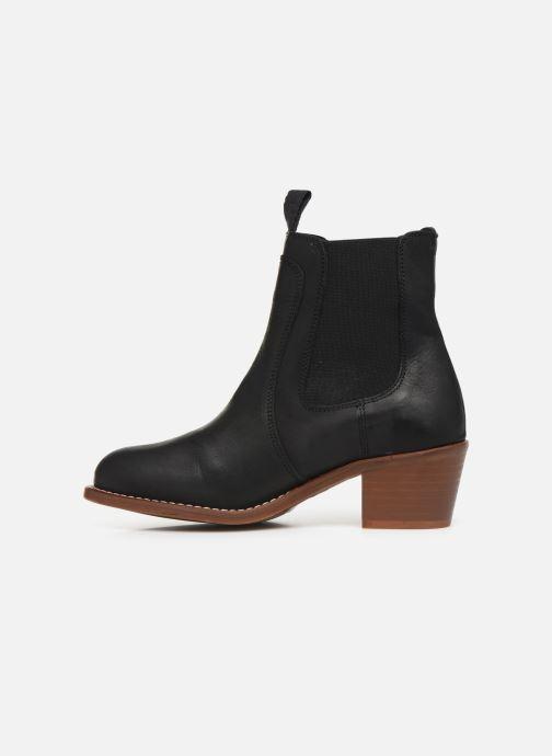 Stiefeletten & Boots MTNG WOOD-B schwarz ansicht von vorne