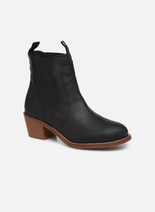 Bottines et boots MTNG WOOD-B Noir vue détail/paire
