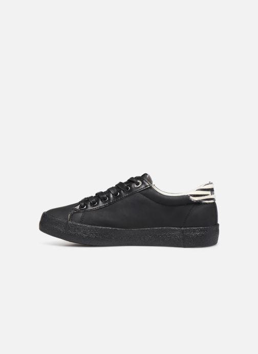 Sneakers MTNG ROLLING Zwart voorkant