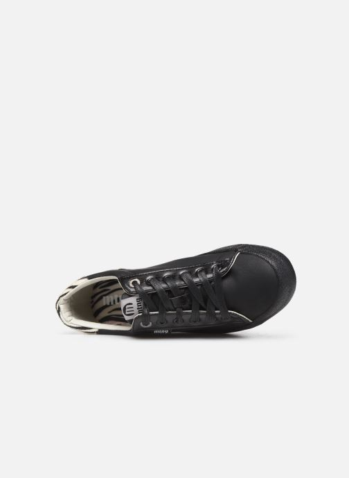 Sneakers MTNG ROLLING Zwart links
