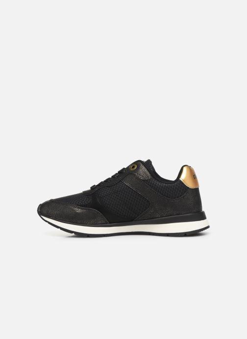 Sneaker MTNG NANAMI schwarz ansicht von vorne