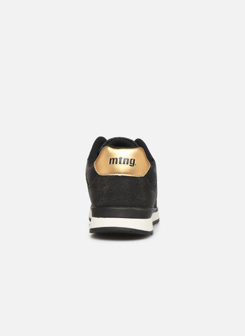 Sneaker MTNG NANAMI schwarz ansicht von rechts