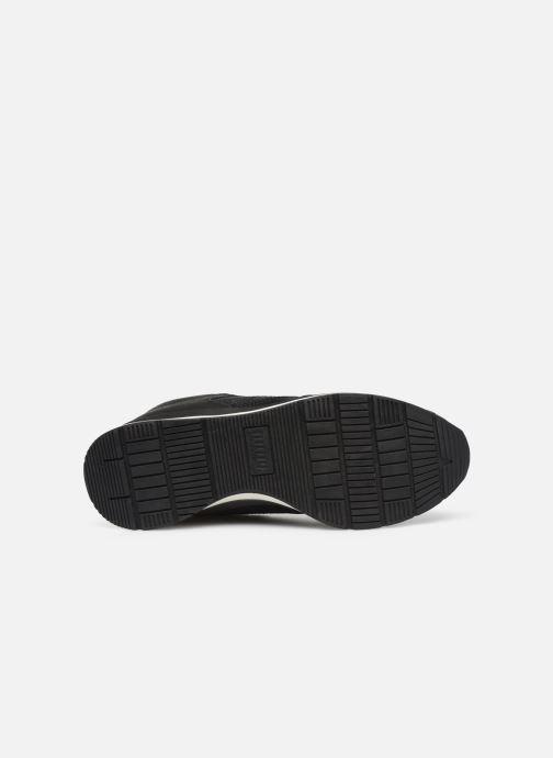 Sneaker MTNG NANAMI schwarz ansicht von oben