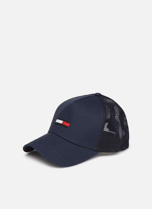 Pet Tommy Hilfiger TJW TRUCKER FLAG CAP Zwart detail