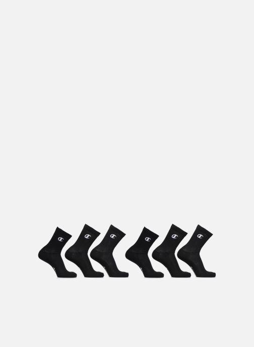 Chaussettes et collants Champion Chaussettes Mixtes Crew Lot de 3 Noir vue détail/paire