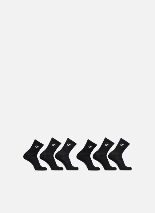 Socken & Strumpfhosen Champion Chaussettes Mixtes Crew Lot de 3 schwarz detaillierte ansicht/modell