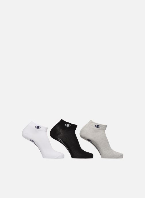 Chaussettes et collants Champion Chaussettes Courtes Mixtes Ankle Lot de 3 Multicolore vue détail/paire
