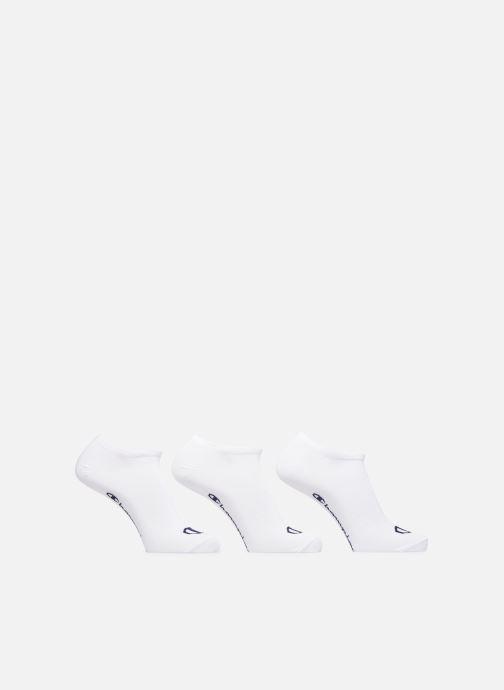 Chaussettes et collants Champion Socquettes Mixtes No Show Lot de 3 Blanc vue détail/paire