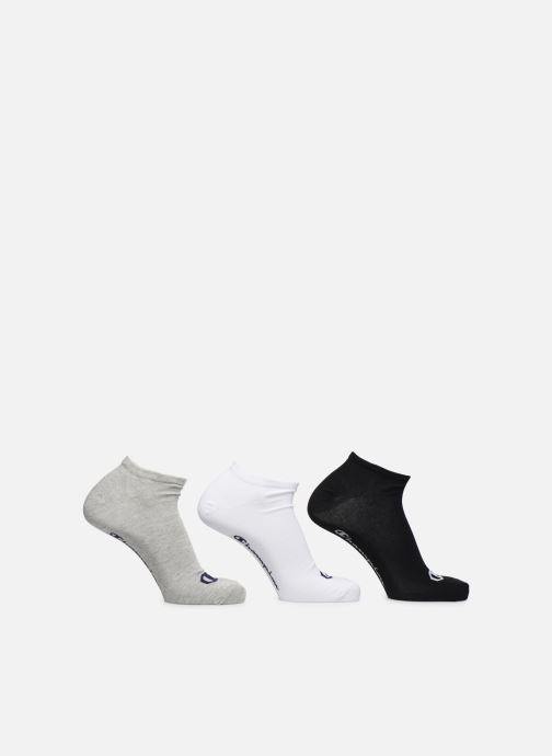 Chaussettes et collants Champion Socquettes Mixtes No Show Lot de 3 Multicolore vue détail/paire