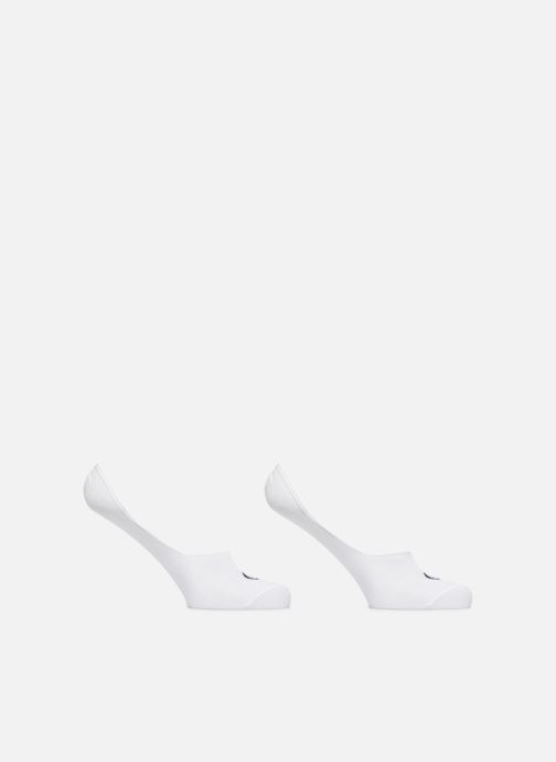 Socks & tights Champion Chaussettes Mixtes Footie Lot de 2 White detailed view/ Pair view