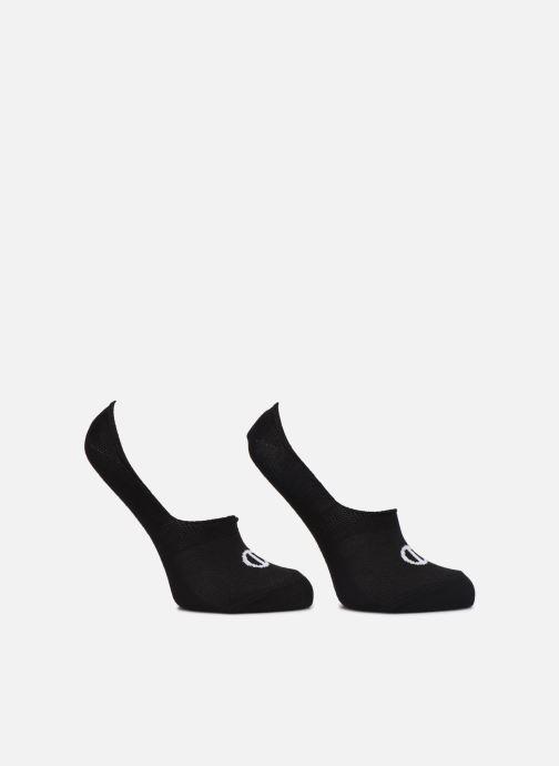 Socks & tights Champion Chaussettes Mixtes Footie Lot de 2 Black detailed view/ Pair view