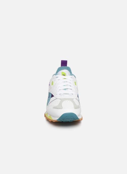 Baskets Reebok Classic Leather Ati 3.0 Blanc vue portées chaussures