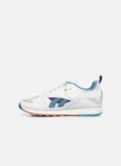 Baskets Reebok Classic Leather Ati 3.0 Blanc vue face
