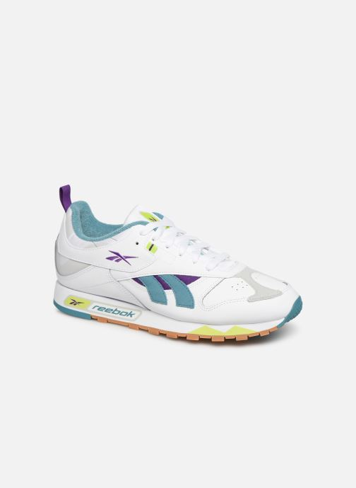 Baskets Reebok Classic Leather Ati 3.0 Blanc vue détail/paire