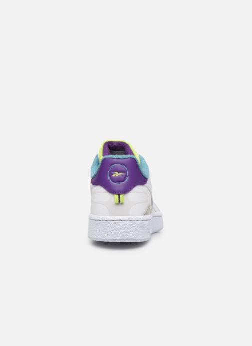 Sneakers Reebok Club C Ati 3.0 Wit rechts