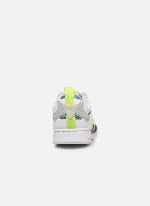Baskets Reebok Workout Plus Ati 3.0 Blanc vue droite