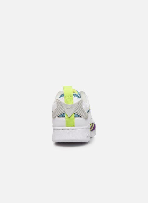 Baskets Reebok Workout Plus Ati 3.0 Blanc vue droite