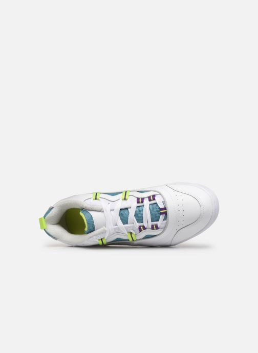 Baskets Reebok Workout Plus Ati 3.0 Blanc vue gauche