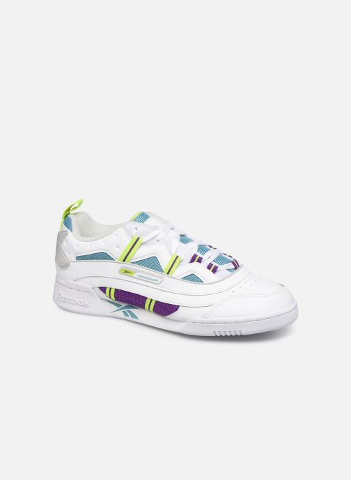 Baskets Reebok Workout Plus Ati 3.0 Blanc vue détail/paire