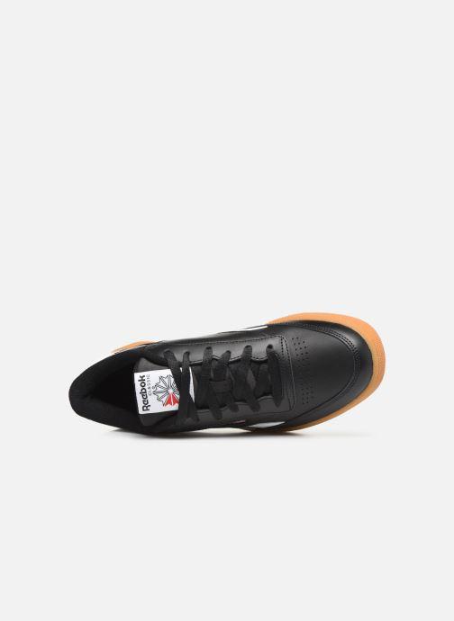 Sneaker Reebok Club C Revenge schwarz ansicht von links