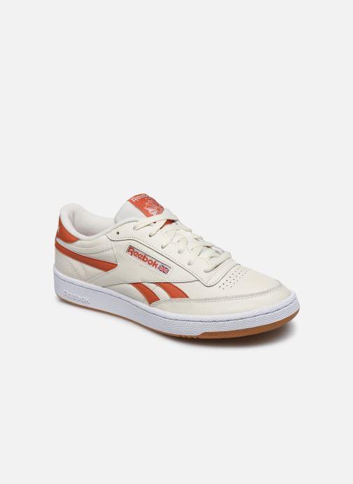 Sneakers Reebok Club C Revenge Hvid detaljeret billede af skoene