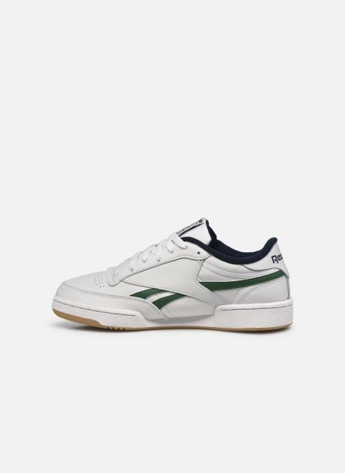 Baskets Reebok Club C Revenge Blanc vue face