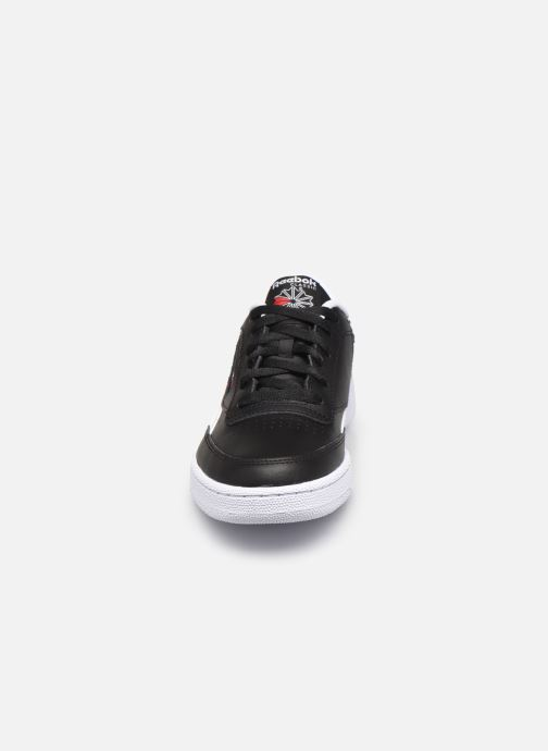 Sneakers Reebok Club C Revenge Nero modello indossato