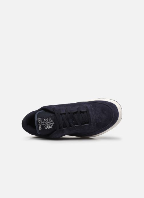 Sneakers Reebok Club C Revenge Azzurro immagine sinistra