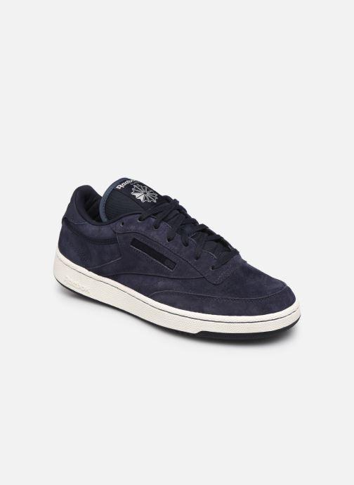 Sneakers Reebok Club C Revenge Blå detaljeret billede af skoene