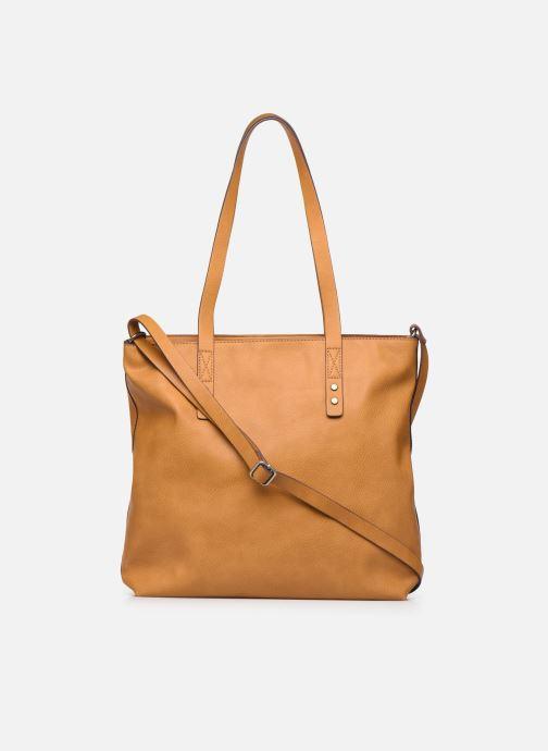 Handtassen Esprit Venia shopper Geel voorkant