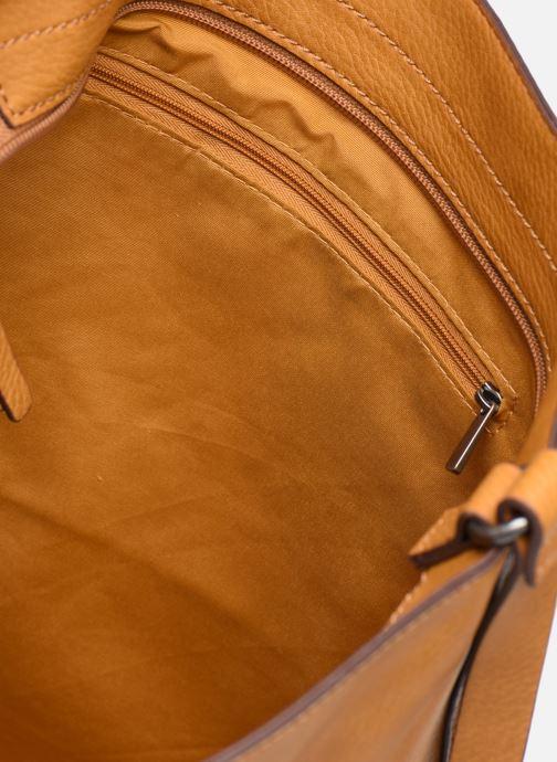 Handtassen Esprit Venia shopper Geel achterkant