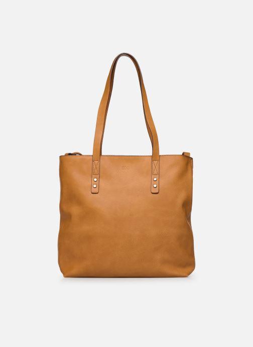 Handtassen Esprit Venia shopper Geel detail
