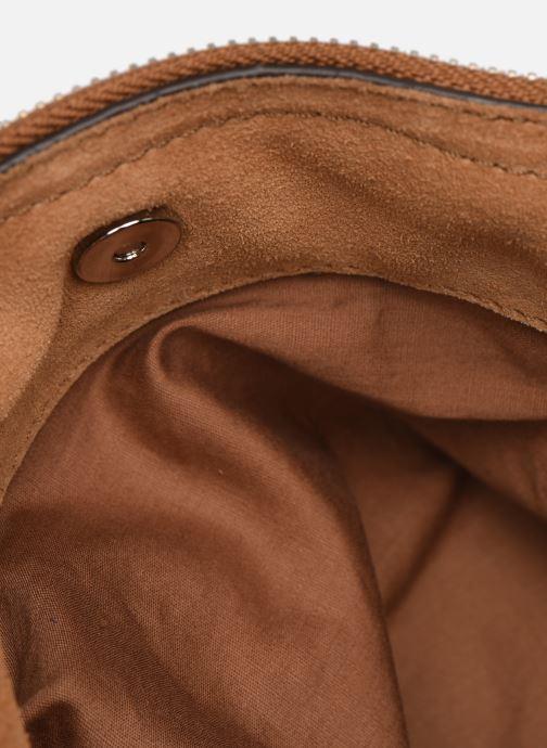 Sacs à main Esprit Heidi leather smllshldb Marron vue derrière