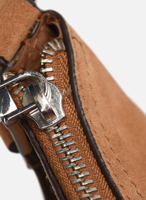 Handtassen Esprit Heidi leather smllshldb Bruin links