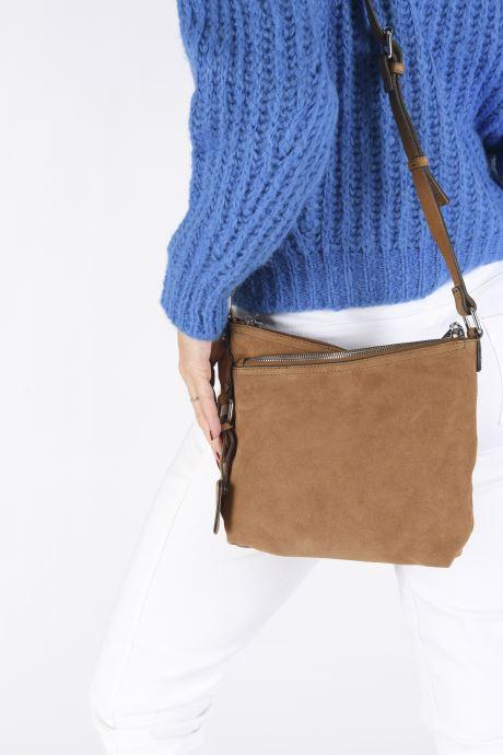 Handtassen Esprit Heidi leather smllshldb Bruin onder