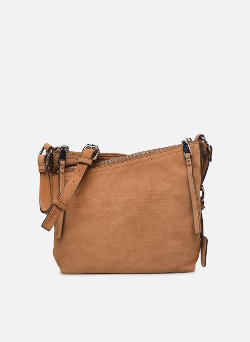 Handtassen Esprit Heidi leather smllshldb Bruin detail