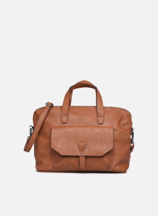 Sacs à main Esprit Isa working bag Marron vue détail/paire