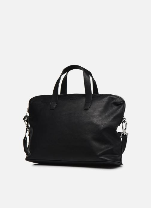 Sacs à main Esprit Isa working bag Noir vue portées chaussures